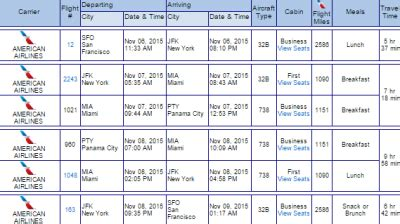 citi thankyou flight search tips how to find a decent