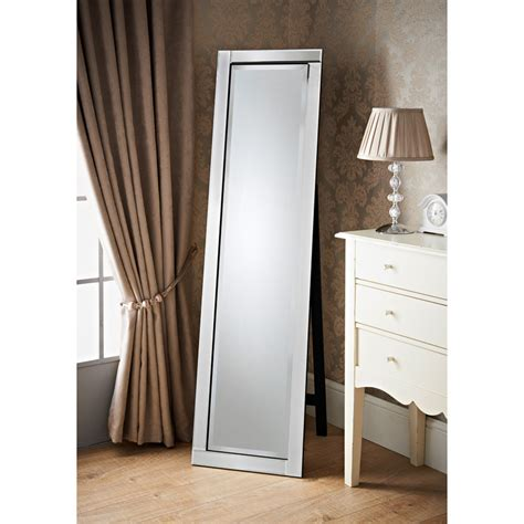 Adhesive Length Door Mirror - mirrors interesting cheap mirror wall mirrors decorative