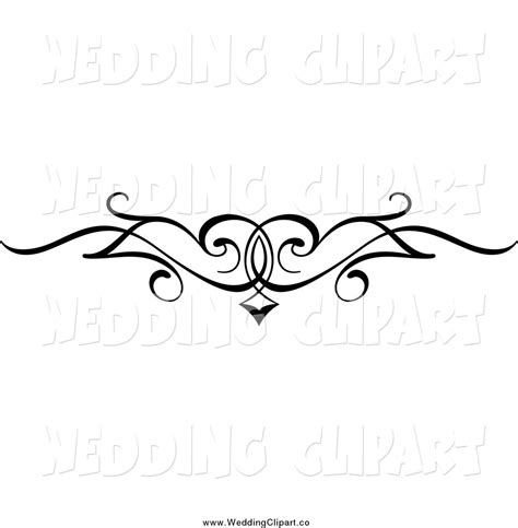 Wedding Borders Vector by Wedding Clip Black And White Border Cliparts Co