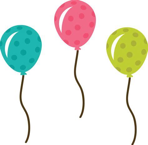 clipart ballo polka dot balloons svg file balloon svg file balloons