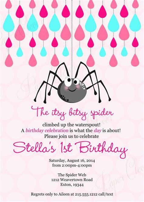 Itsy Bitsy Spider Birthday Ideas 117 Best Themes Itsy Bitsy Spider Images On Anniversary Birthday