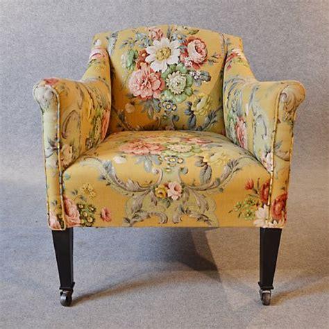 antique armchair salon reading bedroom