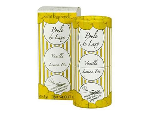 Crazylibellule And The Poppies Lilas Spiritual Product by Crazylibellule The Poppies Poule De Luxe Lemon Pie