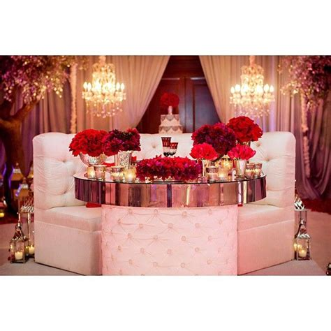 Bride And Groom Table Decor 477 Best Table Design Sweetheart Tables Images On