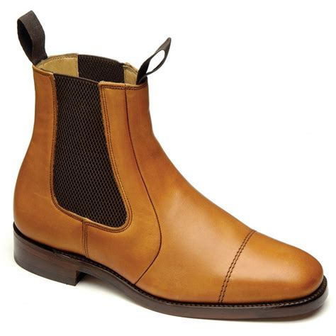 mens dealer boots for sale loake newbury slip on dealer boots marshall shoes