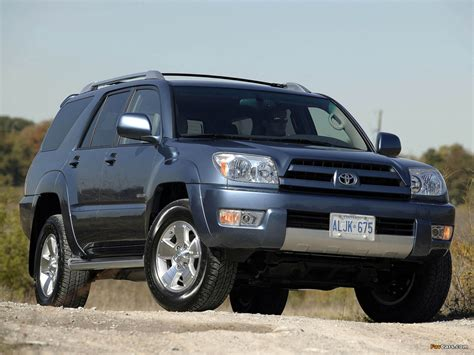 05 Toyota 4runner Pictures Of Toyota 4runner Limited 2003 05 1280x960