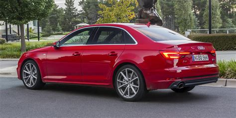 review on audi a4 2016 audi a4 review caradvice
