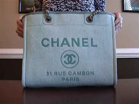 Chanel Deauville 2 chanel deauville tote review