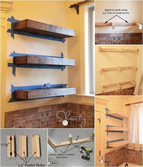 diy shelves build   shelves diy crafts