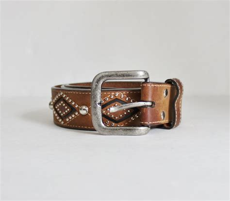 1000  images about Vintage Belts on Pinterest   Leather