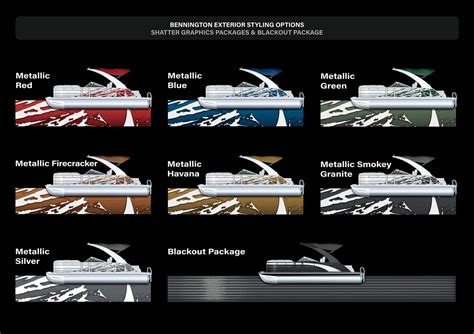 bennington pontoon boat graphics 2018 g25 swingback open arch pontoon boats by bennington