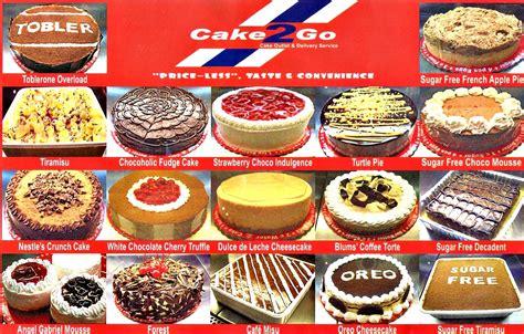Caffeinutic Universe: Cake2Go: Don Antonio Branch and more branches