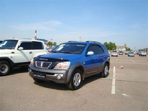 Kia 2005 Problems Used 2005 Kia Sorento Photos 2500cc Diesel Automatic