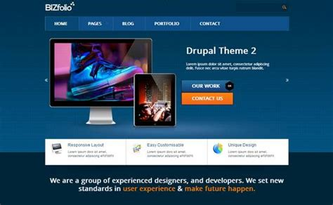 drupal theme omega demo 20 professional drupal templates for your next project ginva