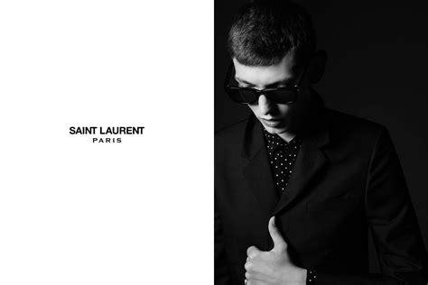 Fab Ad Yves Laurent Springsummer 08 by Laurent Fall 2015 Ad Caign Starring Liam Walpole