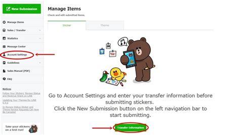 aplikasi membuat stiker line tutorial menghasilkan uang sendiri dari line sticker creators