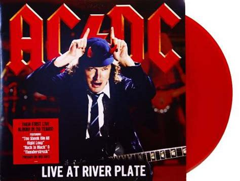 amazoncom acdc live at river plate blu ray acdc lp acdc live at river plate bilesky discos discos de