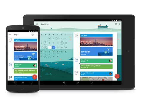 calendar app android new calendar app for android released
