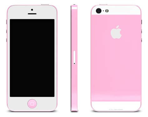 Iphone 5 5s Pink buy s day with a custom pink iphone 5 cio