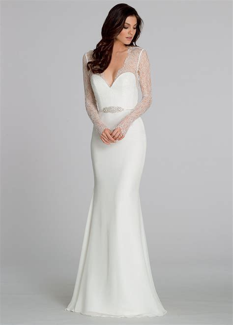 chiffon hairstyle bridal gowns and wedding dresses by jlm couture style 2551