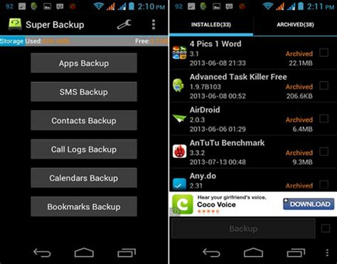 how to backup an android phone how to back up your android devices without rooting