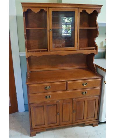 Hutch Mobile Country Kitchen China Hutch Ladysmith Cowichan Mobile