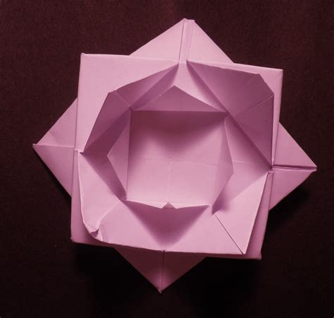 Origami Flower For Beginners - skills workshop origami for beginners