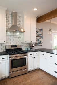 Black Kitchen Backsplash Ideas Kitchen Kitchen Backsplash Ideas Black Granite Countertops White Cabinets Mudroom Asian