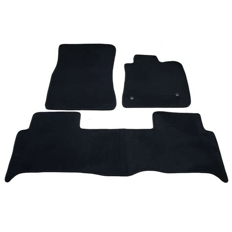 Floor Mats Honda Fit by Tailor Made Floor Mats Honda Jazz Custom Fit Front Rear