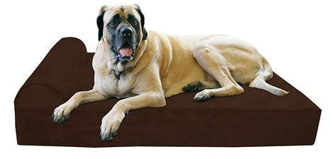 dog beds for big dogs cozy dog beds for mastiff raised dog bed for mastiff big