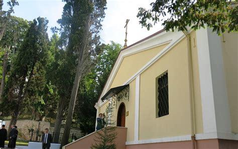 consolato generale della federazione russa a il patriarca bartolomeo visita la chiesa russa a istanbul