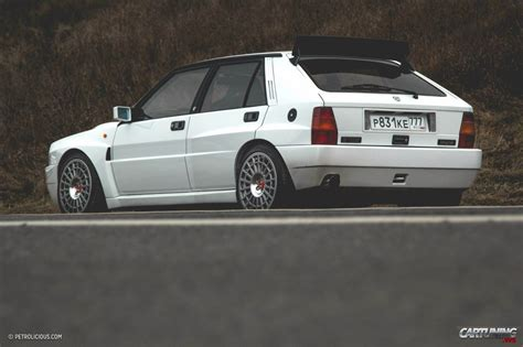 Lancia Delta Tuning Tuning Lancia Delta Integrale 187 Cartuning Best Car