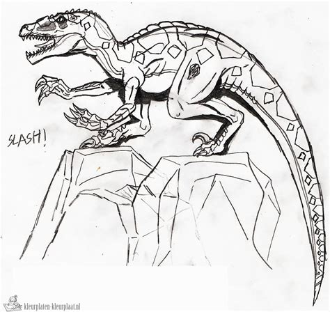 lego velociraptor coloring page lego jurassic park colouring pages