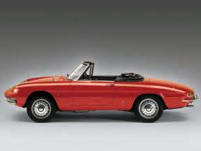 Alfa Romeo Spider 1600 Duetto Alfa Romeo Spider 1600 Duetto Wallpapers Cool Cars Wallpaper