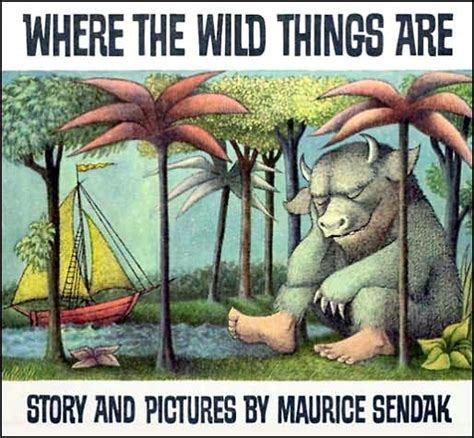 where the things are book pictures tif talks books where the things are by maurice sendak