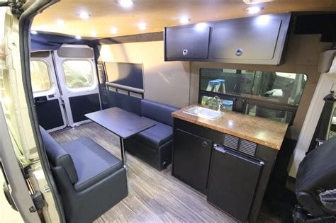 Promaster Camper Conversion   Dodge Van Conversion
