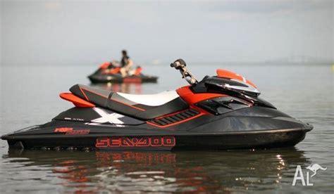 boat rs victoria sea doo rxp x 255 rs for sale in preston victoria