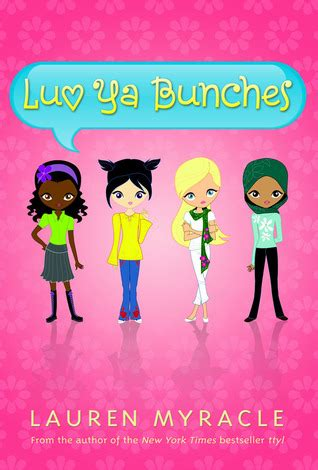 Book Review Ya Yas In Bloom By by Ya Bunches Flower Power 1 By Myracle
