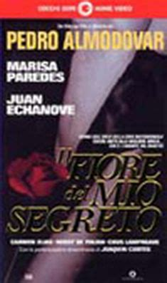 il fiore mio segreto il fiore mio segreto 1995