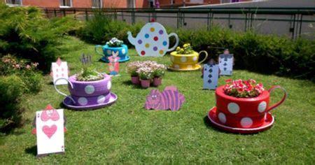 imagenes de jardines con reciclado decoracion de jardines con neumaticos