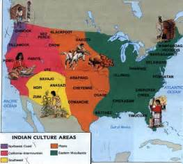 indian tribes in america map indian tribe territory map figure 3 u s
