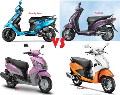 honda activa i scooty entry level 100cc scooters scooty zest vs activa i vs