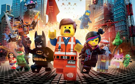 Dvd Storage Tower by The Lego Movie 2014 Wallpapers Hd Wallpapers