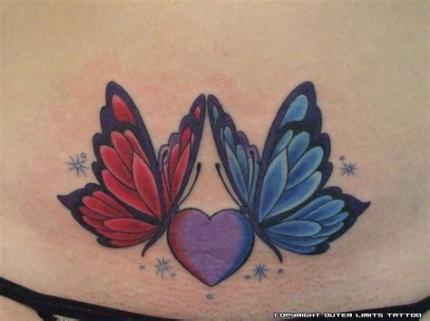 orange beach tattoo 18 best butterfly tatoos images on butterfly