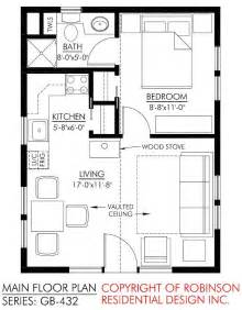 Small Cottages Floor Plans by Small Cottage Floor Plan A Interior Design