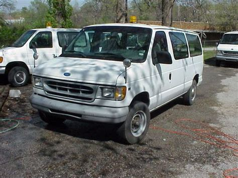 how to work on cars 1997 ford econoline e150 seat position control buy used 1997 ford e 250 econoline cargo van 2 door 5 4l cng compressed natural gas in kansas