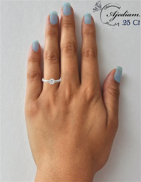 30 three dots on ring finger this is why people choose how big must be my diamond ring get it