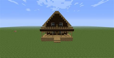 How To Build A Log Cabin Minecraft log cabin minecraft project
