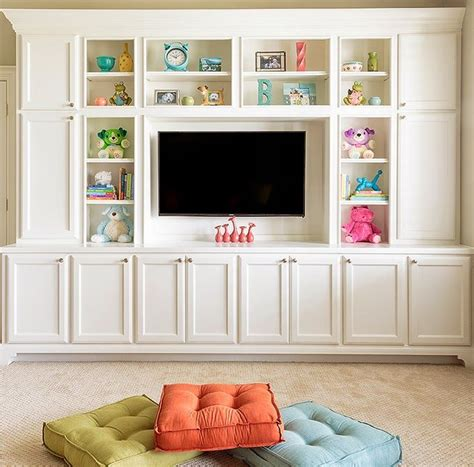 entertainment center children playroom and entertainment best 20 basement built ins ideas on pinterest