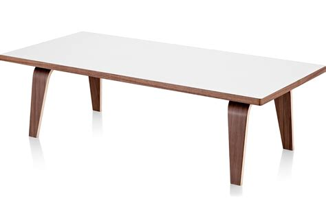 Eames Coffee Tables Eames Rectangular Coffee Table Hivemodern